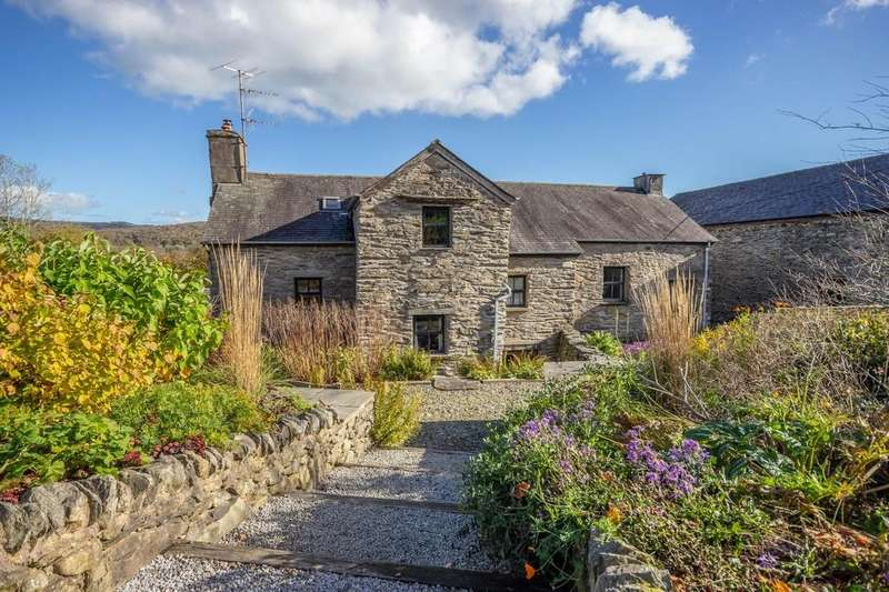 6 Bedrooms Farm House Character Property for sale in The Farmhouse, Cartmel Fell, Grange-over-Sands