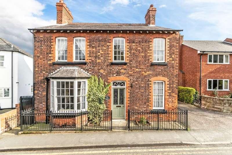 3 Bedrooms Detached House for sale in Bellemonte Road, Frodsham, WA6