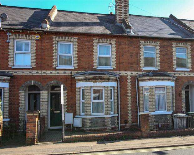 5 Bedrooms Terraced House for sale in Hemdean Road, Caversham, Reading