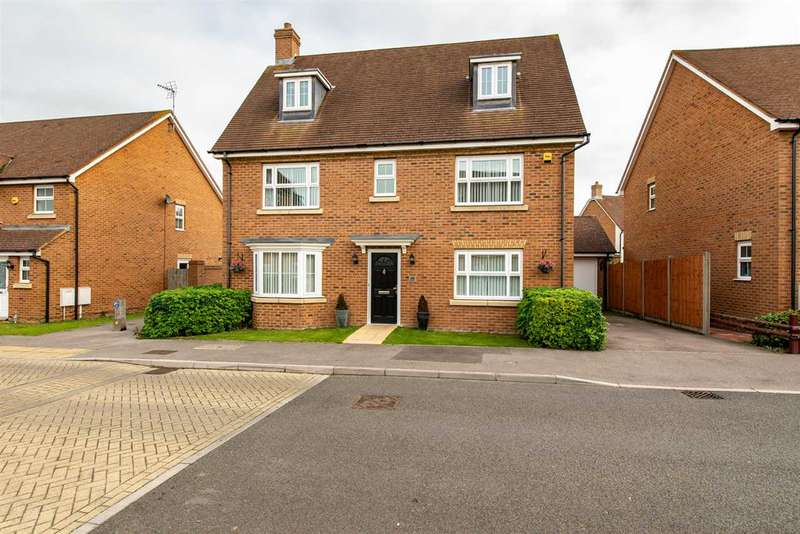 5 Bedrooms Detached House for sale in Bluebell Drive, Sittingbourne