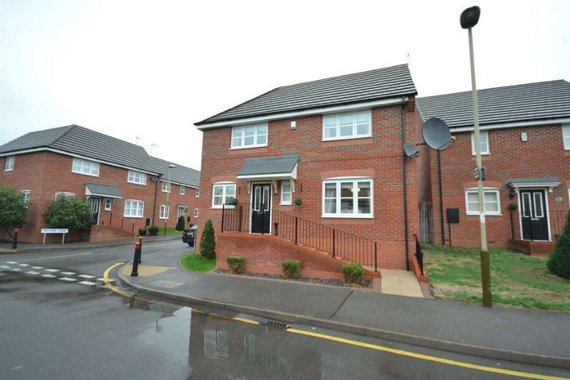 4 Bedrooms Detached House for sale in Canal Street, Aylestone, Leicester
