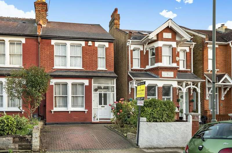 3 Bedrooms Semi Detached House for sale in Mackenzie Road Beckenham BR3