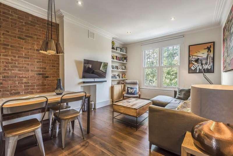 3 Bedrooms Flat for sale in Morgan Road, Islington