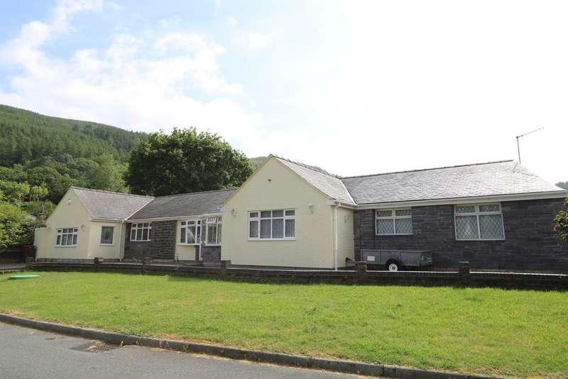5 Bedrooms Detached Bungalow for sale in 3 Tan y Fedw, Abergynolwyn, Gwynedd LL36