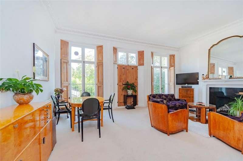 2 Bedrooms Flat for sale in Buckland Crescent, Belsize Park, London