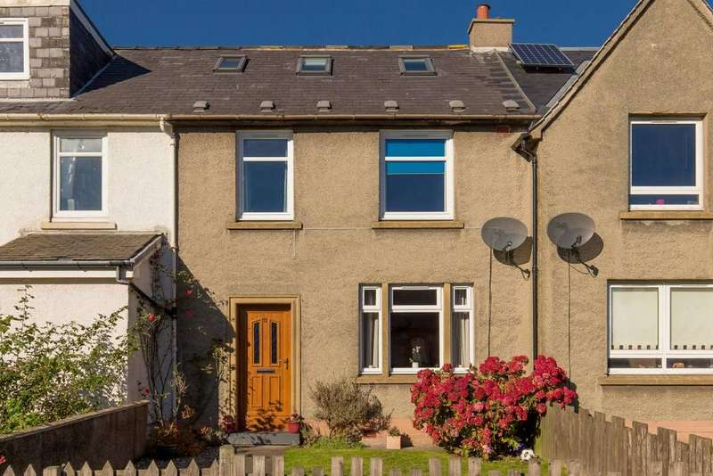 3 Bedrooms Terraced House for sale in 12 Duddingston Crescent, Newton, EH52 6QG