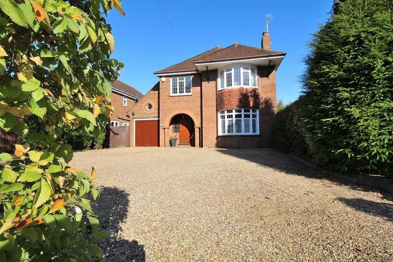 4 Bedrooms Detached House for sale in Baddow Road, Chelmsford, Essex, CM2