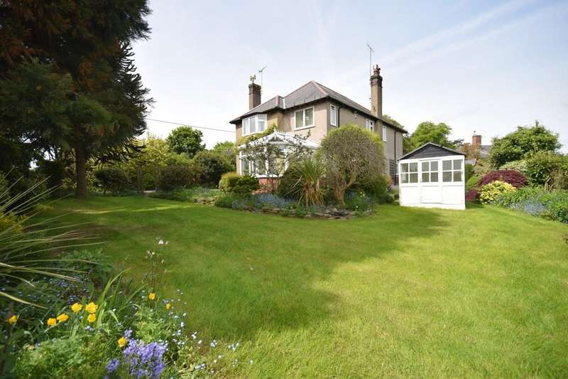 4 Bedrooms Detached House for sale in Chester Road, Malpas