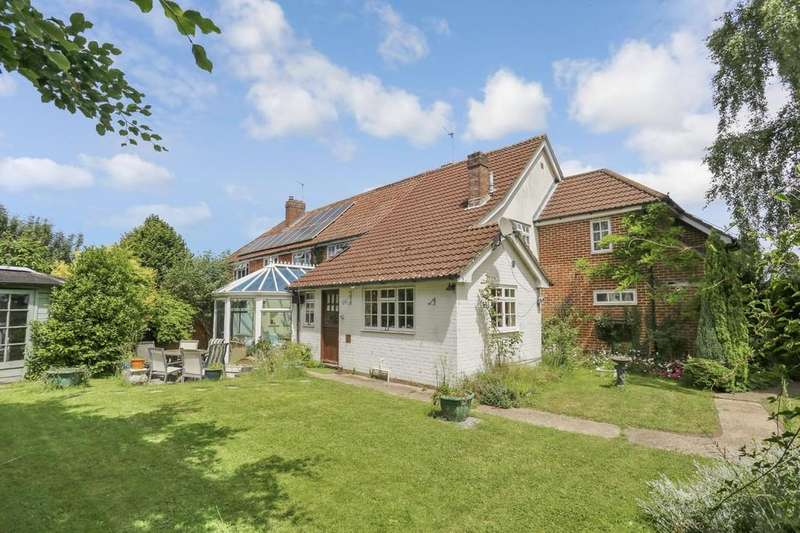 4 Bedrooms Cottage House for sale in Bishops Waltham, Hampshire