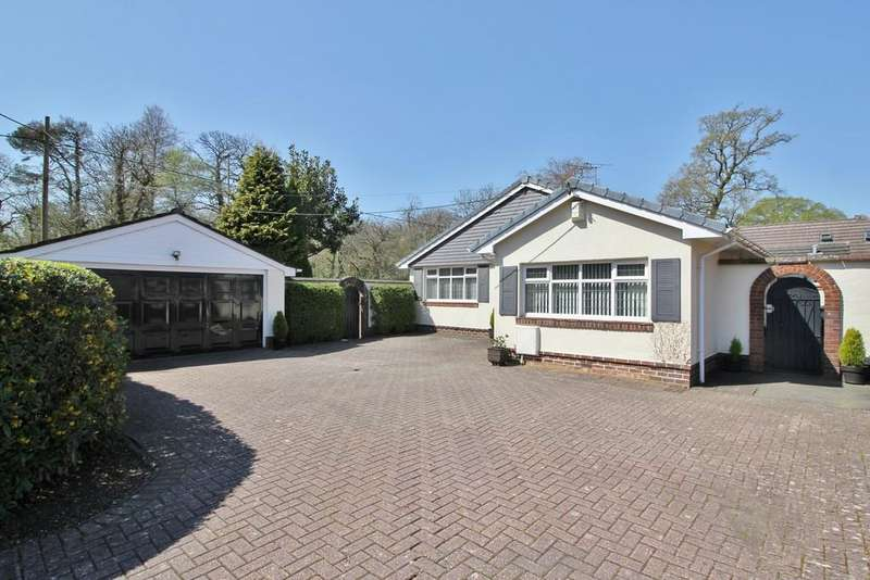 3 Bedrooms Detached Bungalow for sale in Southern Road, West End
