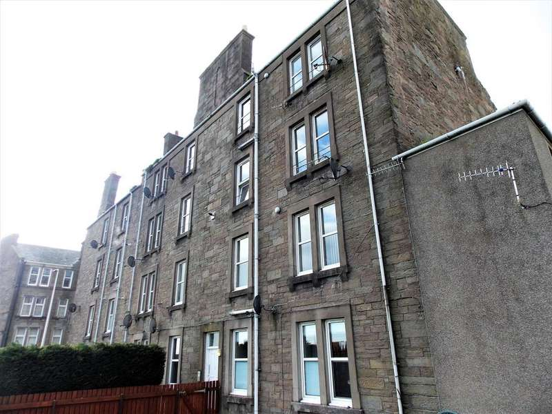 2 Bedrooms Flat for sale in Clepington Road, Dundee DD3
