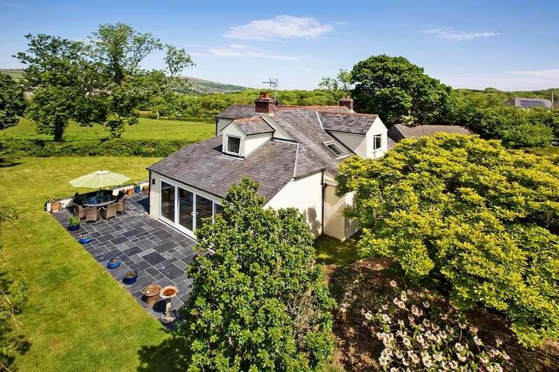 5 Bedrooms Detached House for sale in Hunsdon, Ivybridge