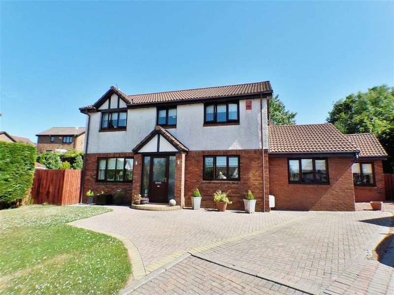 5 Bedrooms Detached House for sale in McKay Place, Stewartfield, EAST KILBRIDE