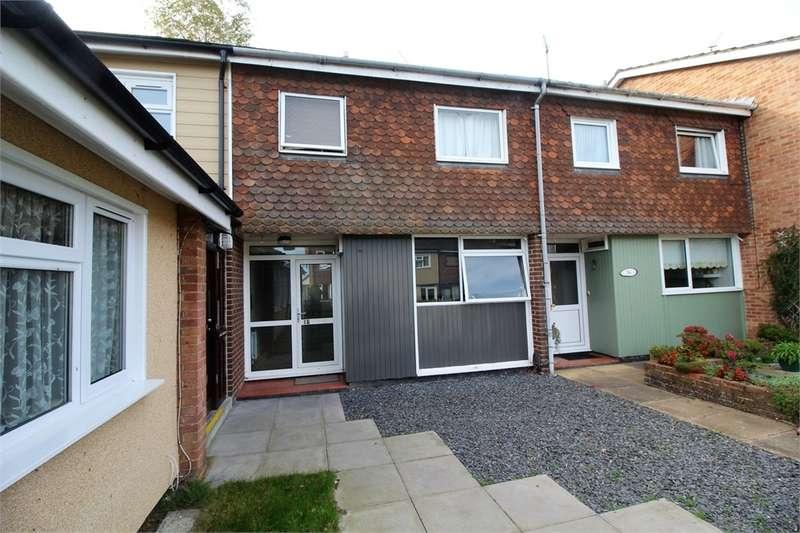3 Bedrooms Terraced House for sale in Gairn Close, Tilehurst, READING, Berkshire