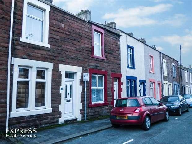 2 Bedrooms Terraced House for sale in Hartington Street, Workington, Cumbria