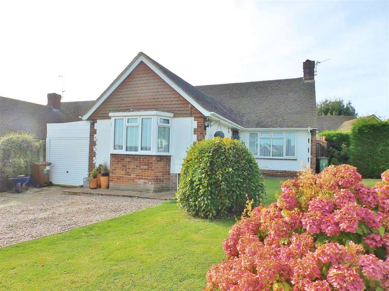 2 Bedrooms Bungalow for sale in Haystoun Close, Eastbourne