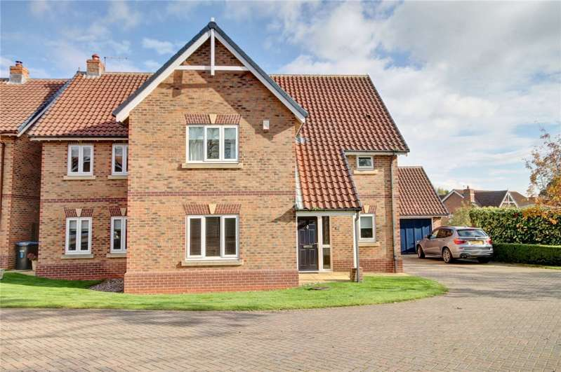 5 Bedrooms Detached House for sale in St James Fields, Castle Eden, Hartlepool, TS27