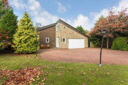 6 Bedrooms Detached House for sale in Ladyrigg, Darras Hall, Ponteland, Northumberland, NE20
