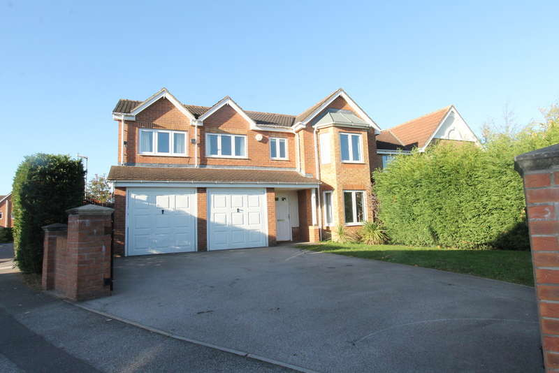 6 Bedrooms Detached House for sale in Ladymead, Monk Bretton, Barnsley, S71 2QU