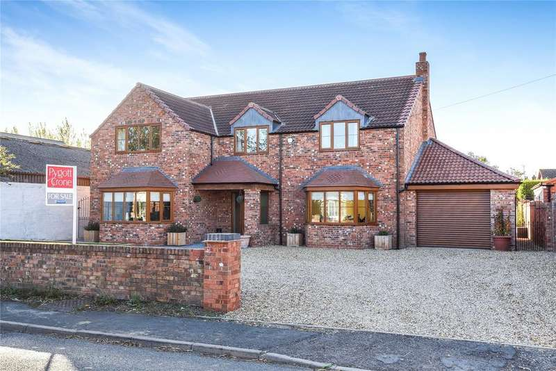 4 Bedrooms Detached House for sale in High Street, Pointon, NG34