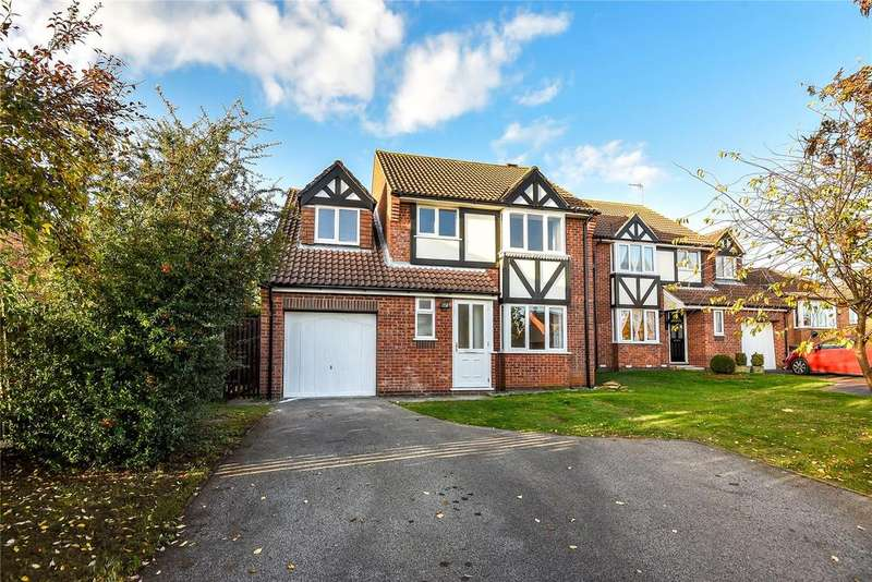 5 Bedrooms Detached House for sale in Worcester Road, Grantham, NG31