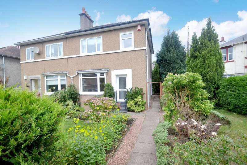 3 Bedrooms Semi Detached House for sale in Windlaw Gardens, Netherlee, G44