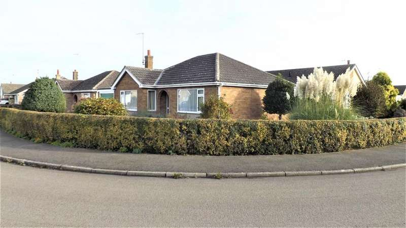2 Bedrooms Bungalow for sale in Langwith Gardens, Holbeach
