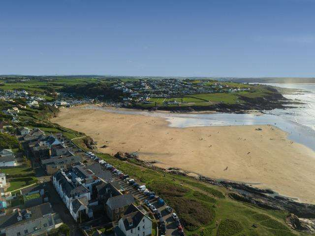 3 Bedrooms House for sale in Apartment 4 - Daymer, Atlantic House, Polzeath