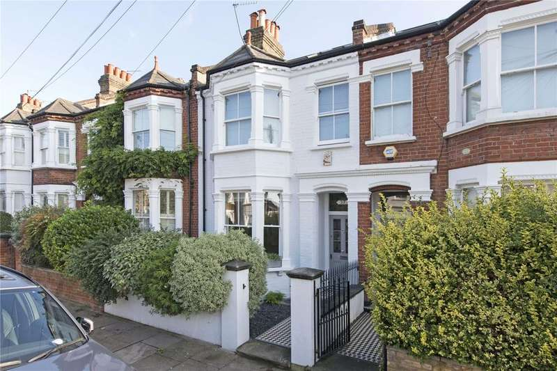 4 Bedrooms Terraced House for sale in Lysias Road, London, SW12