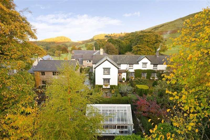 5 Bedrooms Country House Character Property for sale in Llanarmon Dyffryn Ceiriog, Llangollen, LL20