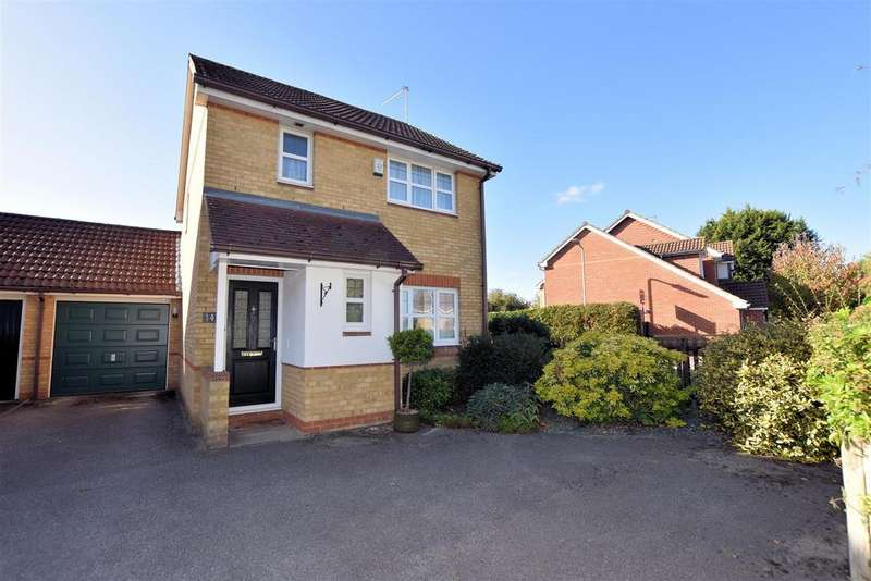 3 Bedrooms Link Detached House for sale in Morton Place, Theale, Reading