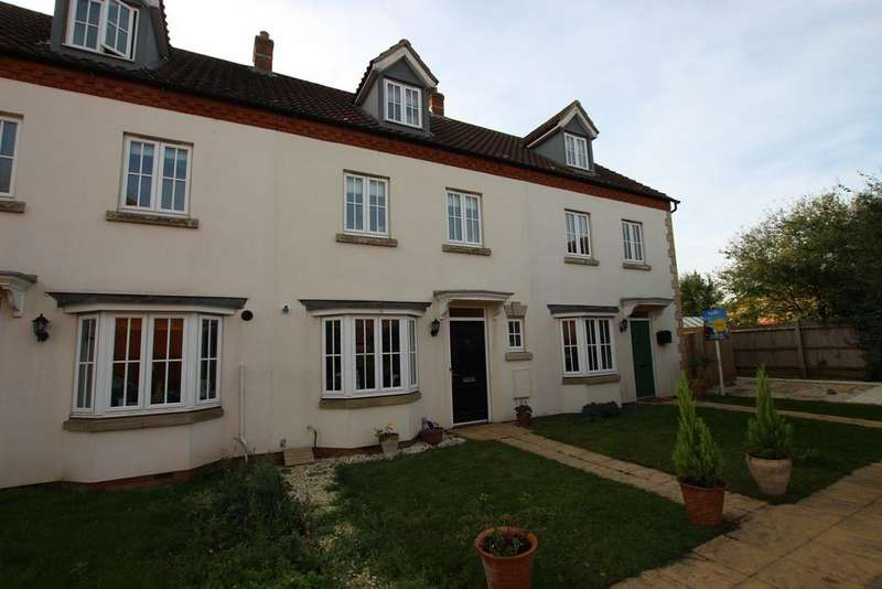 4 Bedrooms Terraced House for sale in Ibbett Lane, Potton, Sandy, SG19