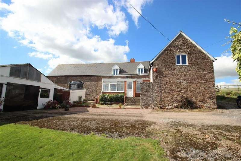 3 Bedrooms Farm Commercial for sale in St Weonards, Hereford