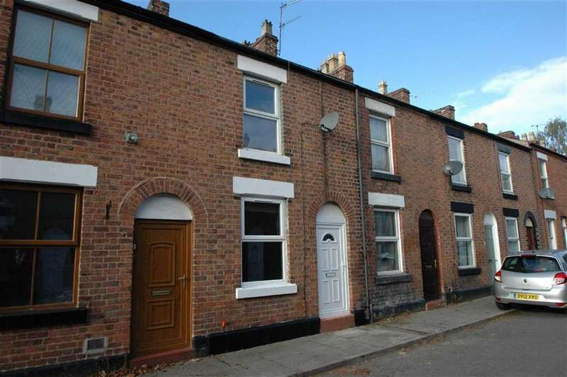 2 Bedrooms Terraced House for sale in Cornwall Street, Newtown, Chester