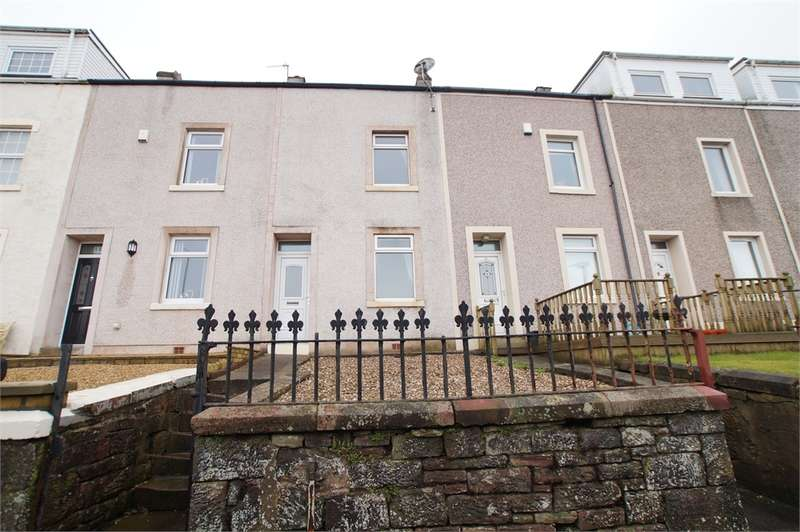 2 Bedrooms Terraced House for sale in CA28 6AA Albert Terrace, Whitehaven, Cumbria