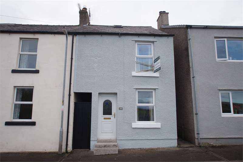 2 Bedrooms Terraced House for sale in CA26 3SL Mill Street, Frizington, Cumbria