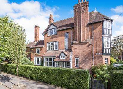 5 Bedrooms Semi Detached House for sale in Elms Road, Stoneygate, Leicester
