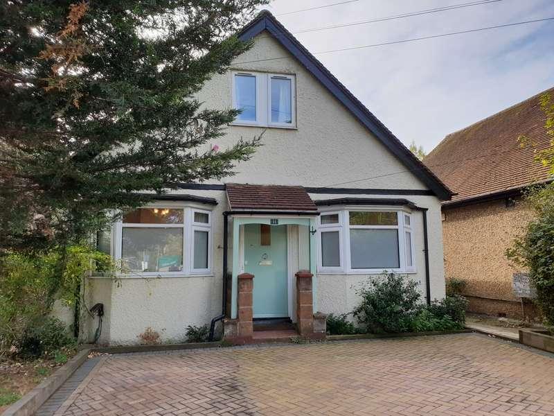4 Bedrooms Detached Bungalow for sale in Horseshoe Lane, Garston Watford