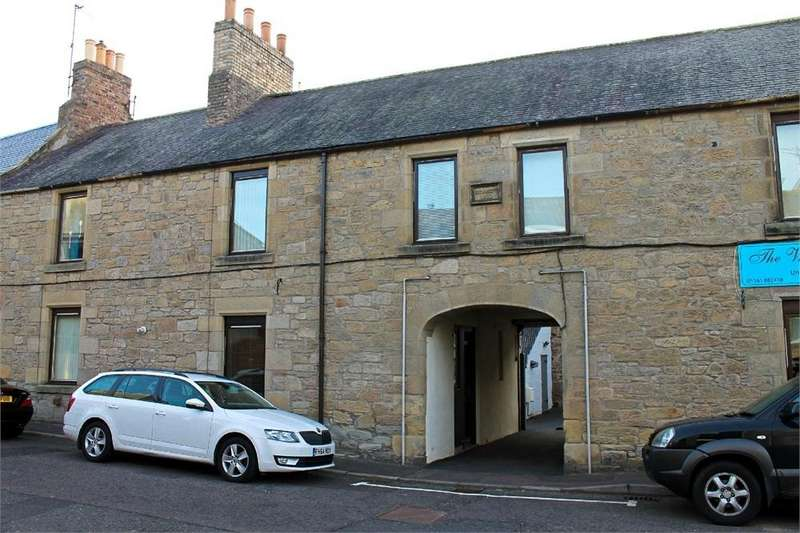 1 Bedroom Flat for sale in Easter Street, DUNS, Berwickshire, Scottish Borders