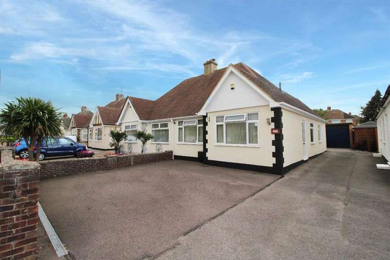 2 Bedrooms Bungalow for sale in Chantry Avenue, Kempston, MK42