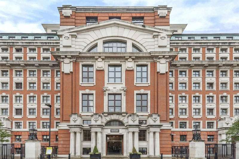 3 Bedrooms Flat for sale in The Beaux Arts Building 10-18, Manor Gardens, London