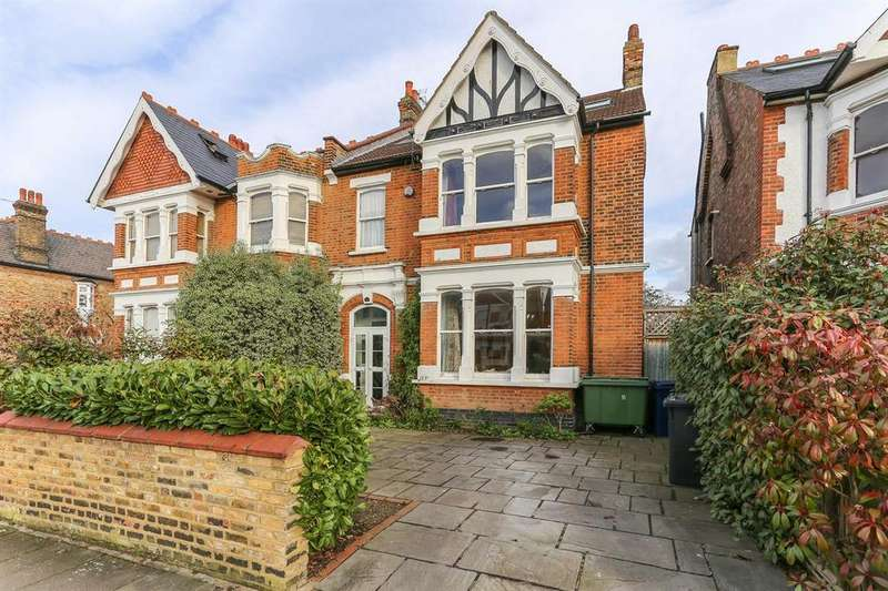 5 Bedrooms House for sale in Twyford Avenue, Ealing Common / West Acton, London