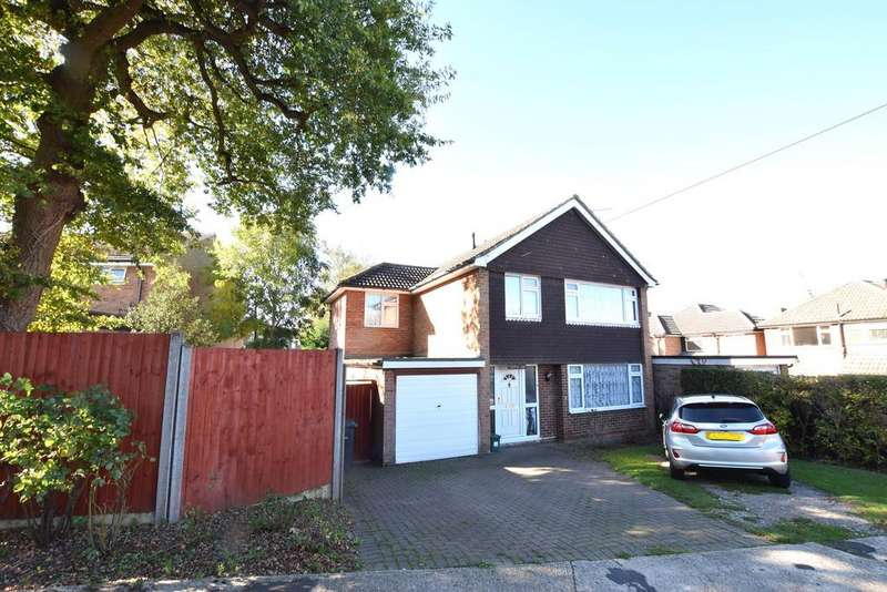 4 Bedrooms Detached House for sale in Newton Close, Braintree