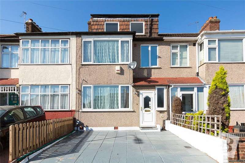 5 Bedrooms Terraced House for sale in Somerville Road, Chadwell Heath, RM6