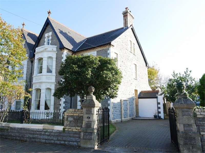 7 Bedrooms Semi Detached House for sale in Victoria Avenue, Penarth