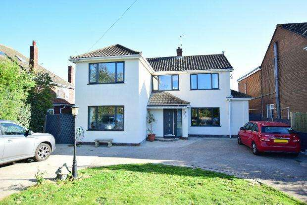 5 Bedrooms Detached House for sale in Scartho Road, Grimsby