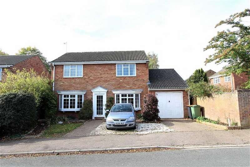 4 Bedrooms Detached House for sale in Eriboll Close, Linslade
