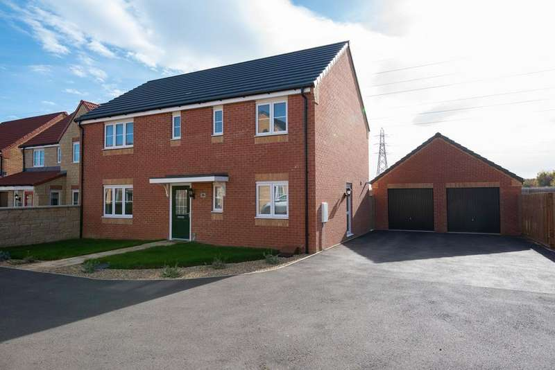 5 Bedrooms Detached House for sale in Witham Crescent, Bourne, PE10
