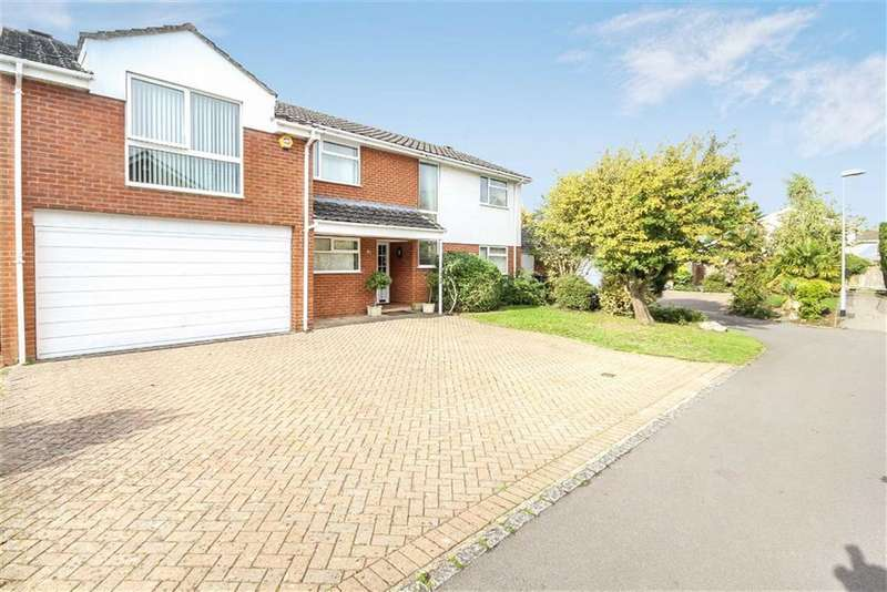 6 Bedrooms Detached House for sale in Okebourne Park, Liden, Swindon