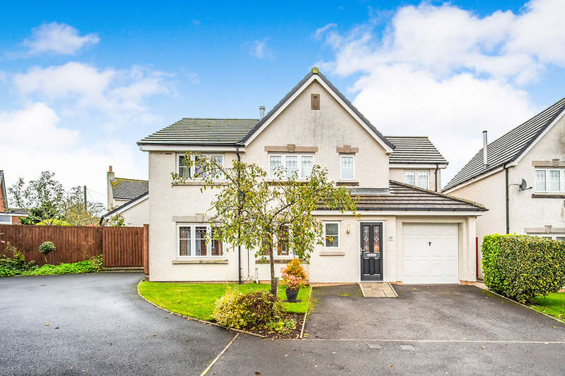 5 Bedrooms Detached House for sale in Standingstone Heights, Wigton, CA7